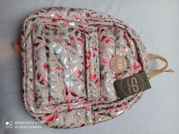 Nowy Plecak dziewczęcy CoolPack ruby