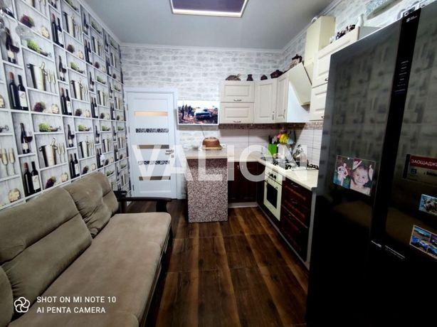 Продается 1-ком. квартира 53 кв. м c РЕМОНТОМ в кирпичном доме