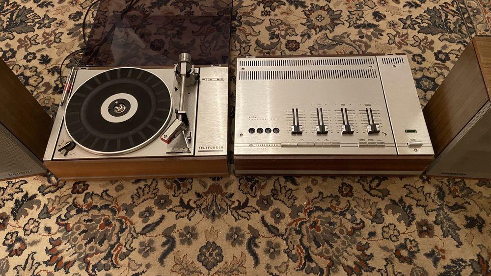 Piękny Telefunken - Gramofon/Kolumny/Wzmacniacz Zamiana Piaseczno - image 1