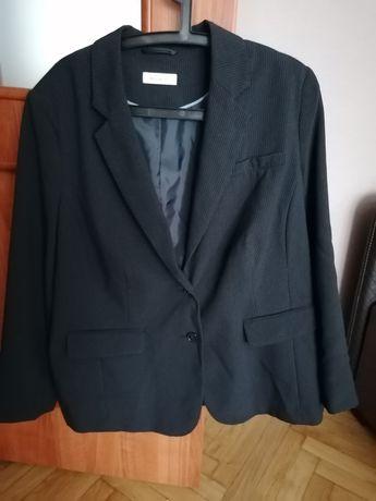 Komplet żakiet + spodnie damskie, roz. 50
