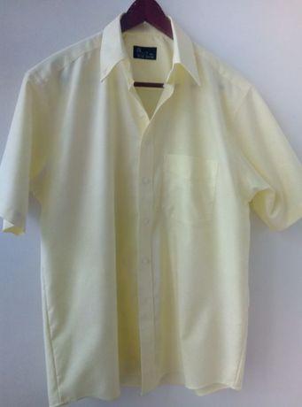 Рубашка с коротким рукавом XXL-XXXL.