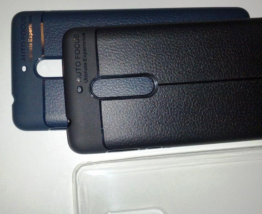 Capas para Nokia 5 em silicone Mogadouro, Valverde, Vale De Porco E Vilar De Rei - imagem 1