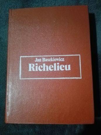 Jan Baszkiewicz Richelieu