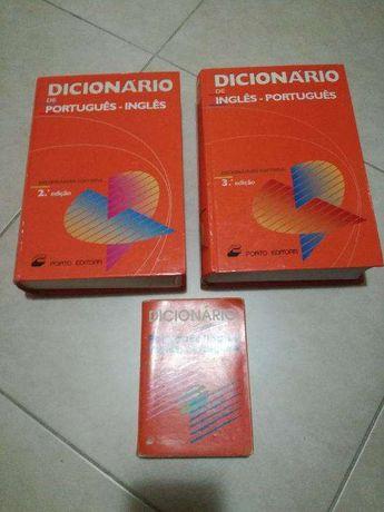 Dicionários Inglês-Português-Inglês