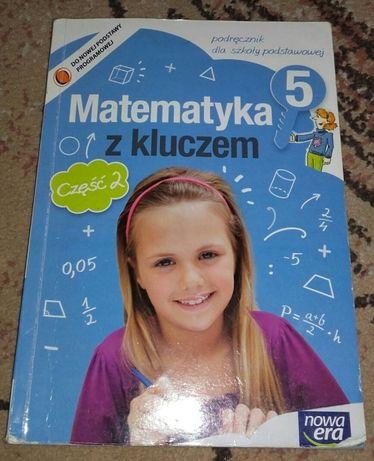 Matematyka z kluczem 5 część 2 podręcznik dla szkoły podstawowej