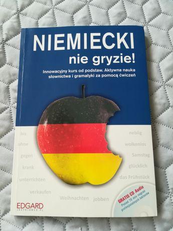 Niemiecki nie gryzie książka do nauki języka