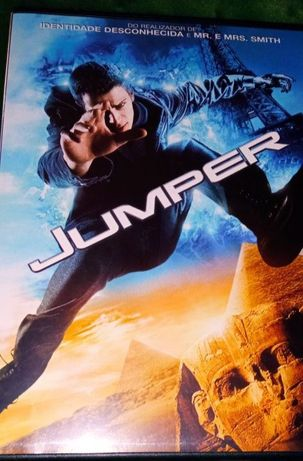 DVD• Jumper (Extras) *Novo