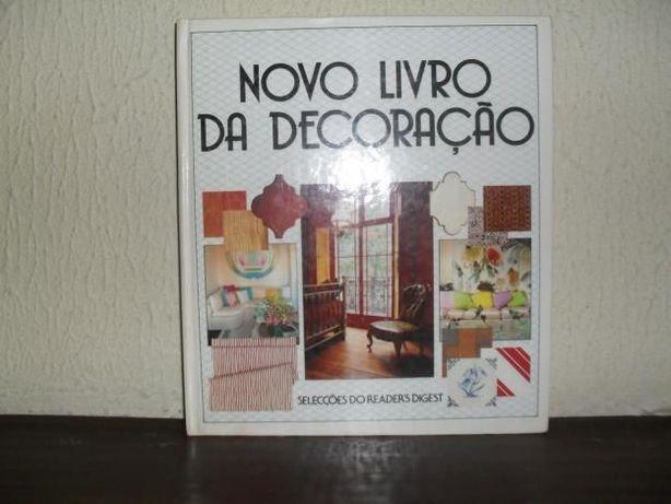 Novo livro da decoração