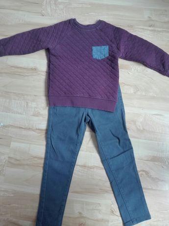 Bluza + spodnie r.110