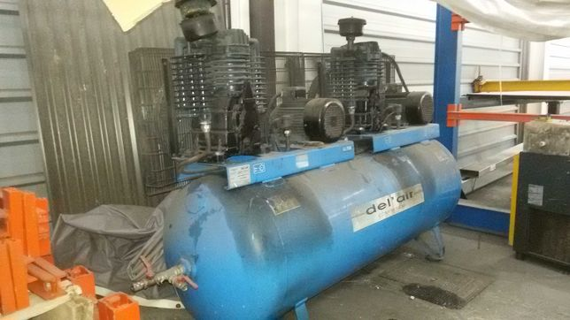 Compressor 500 LT