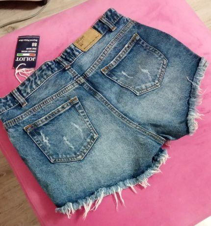 Джинсовые шорты женские, супер модные