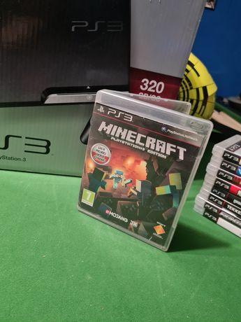 Ps3 Minecraft PL PlayStation 3