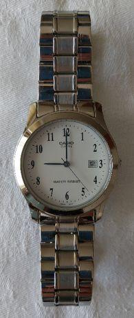 Używany zegarek męski Casio MTP-1141A-7B + akcesoria