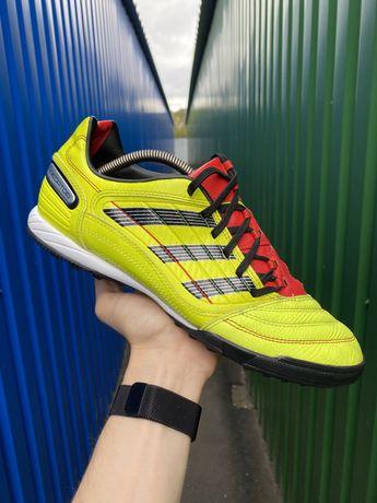 Adidas predator оригинал сороконожки кожаные 43