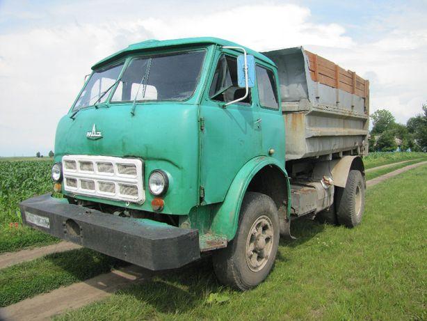 МАЗ 5549 Самосвал 1987 року
