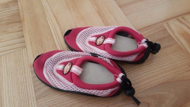 buty do wody dla dzieczynki r.24