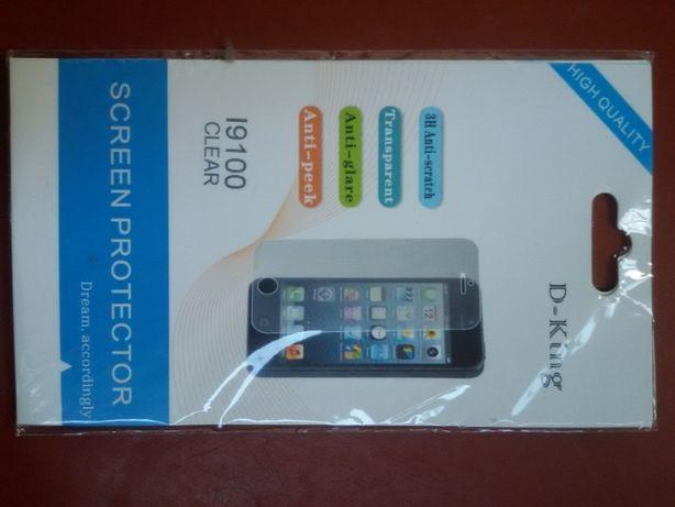 Захисна плівка для Samsung Galaxy S2 i9100