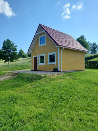 Hexagon Honey House + dom nad jeziorem + stawy+ gospodarstwo + pasieka