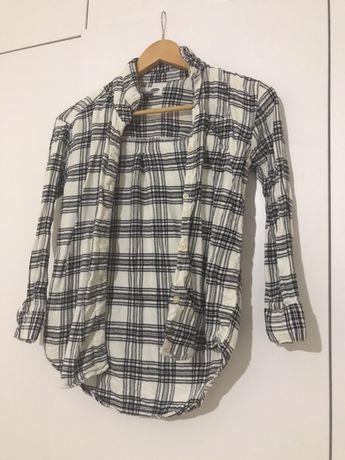 Клечатая рубашка для девочки 10-12 лет