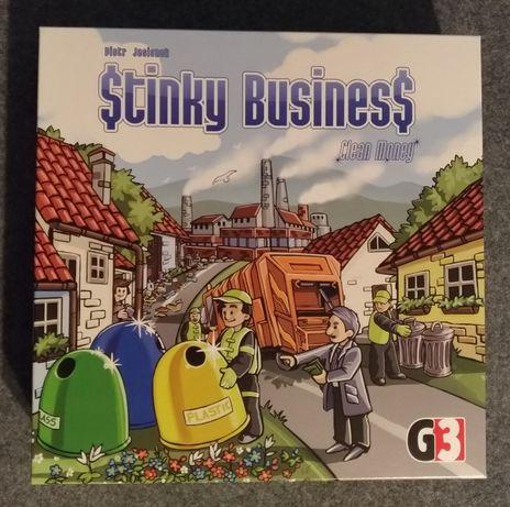 Stinky Business - gra planszowa