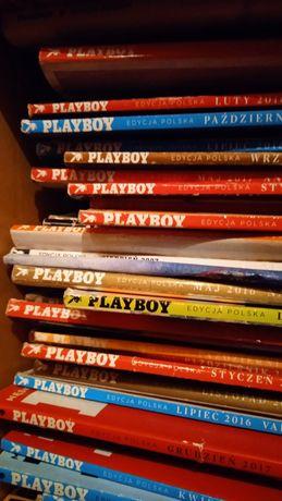 Czasopisma Playboy 60 szt