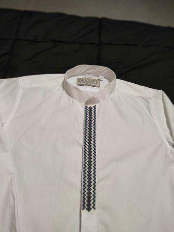 Рубашка модная для мальчика бренд Княжич