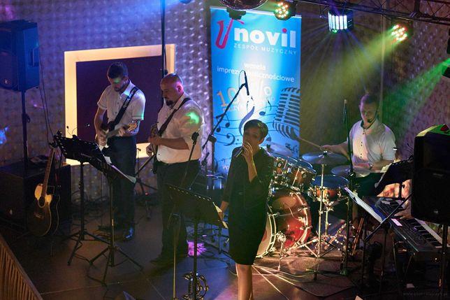 Zespół muzyczny na wesele - NOVIL - muzyka na żywo