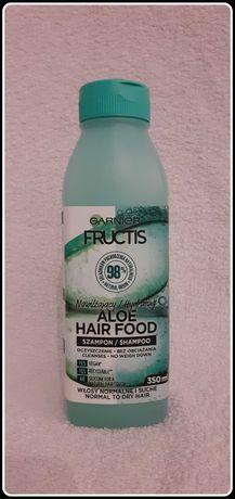 Szampon Garnier Fructis Aloes włosy normalne i suche. Wysyłka za 1 zł!