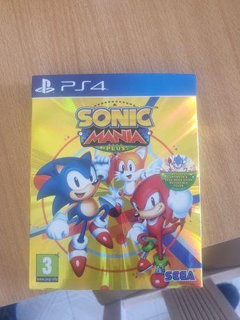Jogo Sonic para Ps4