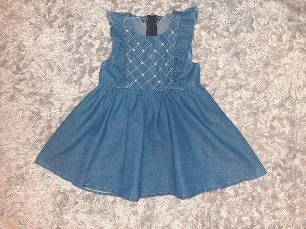Sukienka dziewczeca