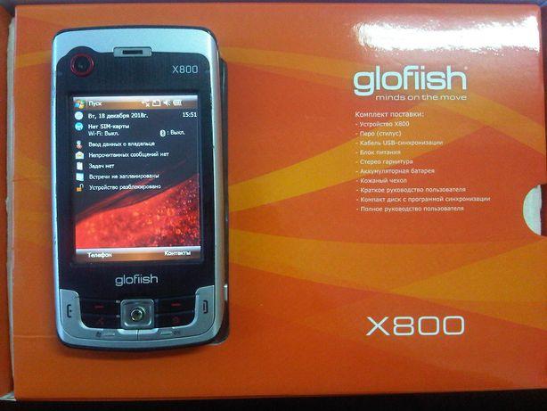 КПК (Карманный компьютер) Glofiish x800