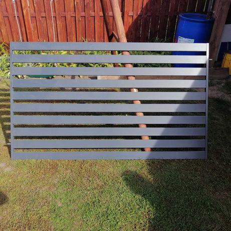 Przęsła ogrodzeniowe ocynkowane