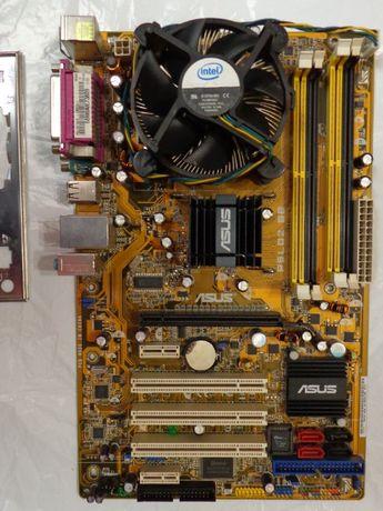 Комплект Intel® Core™2 Duo E4500/Asus P5LD2 SE (DDR2)