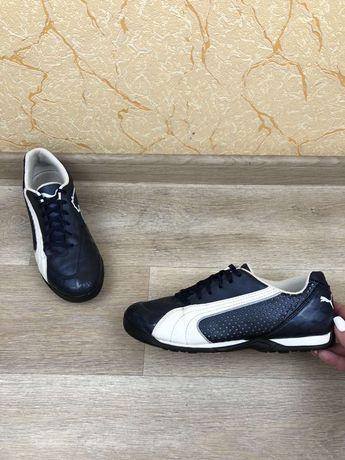 Сороконожки Puma 40 размер(25.5см)Nike,Diadora