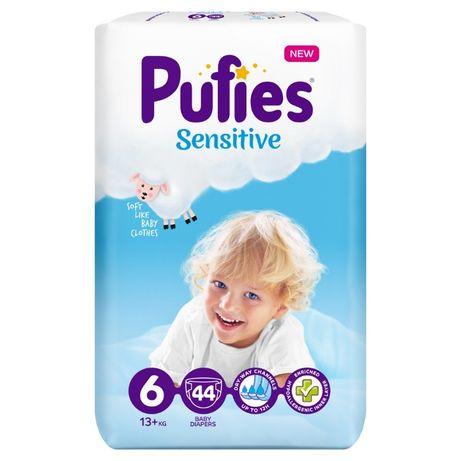 подгузники (памперсы) и трусики PUFIES / ПУФИС