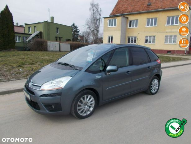 Citroën C4 Picasso Opłacony Zdrowy Zadbany Serwisowany Bogato Wyposażony 100 Aut na placu