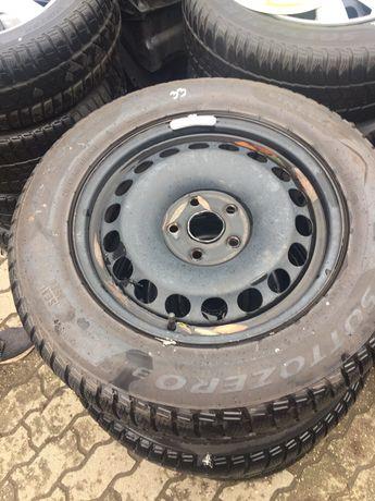 Felgi stalowe audi Mercedes 215/60R16 5×112