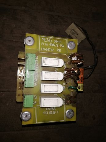 Transformator separacyjny 400va i 300va