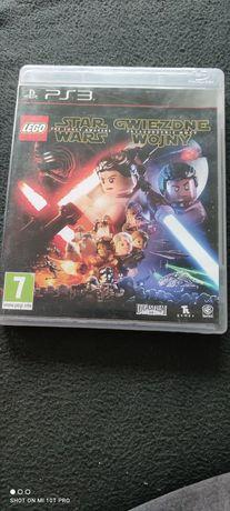 LEGO star wars gwiezdne wojny przebudzenie mocy PS3 Playstation 3