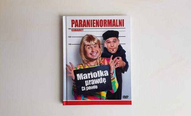 Mariolka prawdę Ci powie DVD - Paranienormalni Kabaret