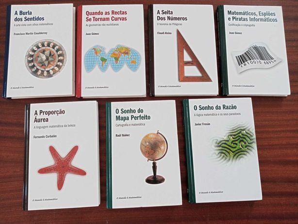 O Mundo é Matematica