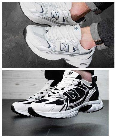 Мужские кроссовки New Balance 530 кросівки нью беленс 530 ню беланс
