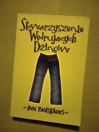 Książka - Stowarzyszenie Wędrujących Dżinsów