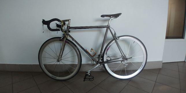 Rower Tytanowy dla Konesera