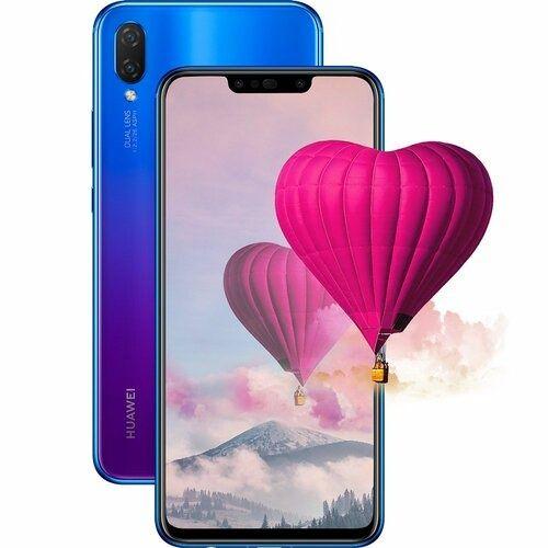 Смартфон HUAWEI P Smart Plus 4/64Gb Dual Sim Iris Purple Скнилов - изображение 1