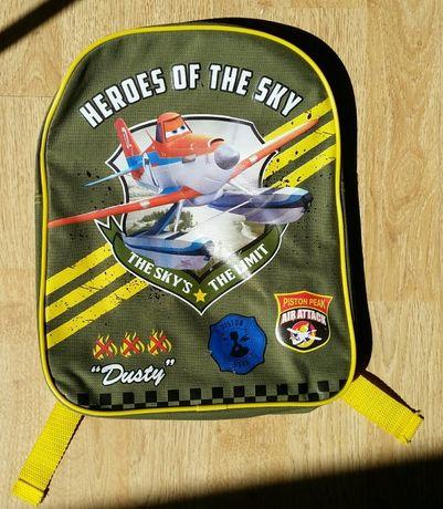 Plecak do przedszkola Dusty Samoloty Planes Disney