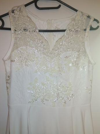 Suknia ślubna elegancka