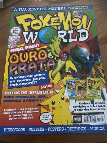 Revista pokemon 2001