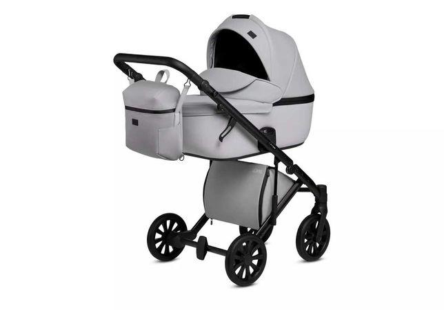 Anex E/Type - wózek wielofunkcyjny, zestaw 2w1 z opcją 3w1 / Marble