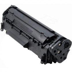 Toner Compatível HP 12A - Preto - Q2612A